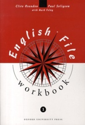 English File 1 WB with Key