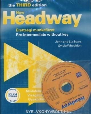 New Headway Pre-Intermediate Érettségi munkafüzet Third edition