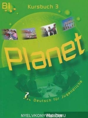 Planet 3 tankönyv