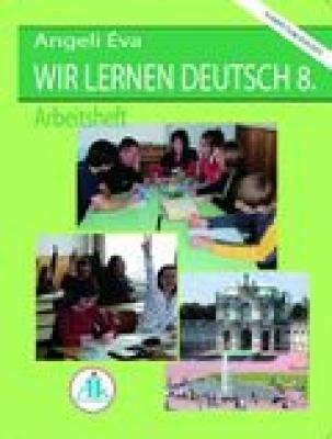 Wir lerne deutsch 8 arbeitsheft