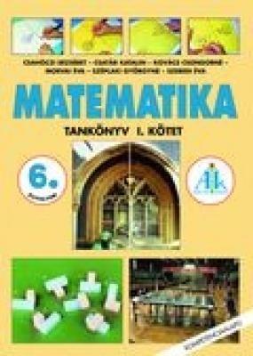Matematika tankönyv 6. I. kötet Kompetenciaalapú