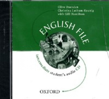English File Intermediate Class CD