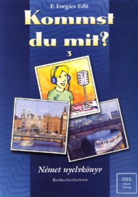 Kommst du mit? 3 Német nyelvkönyv