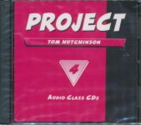 Project 4 Class Audio CDs (2)