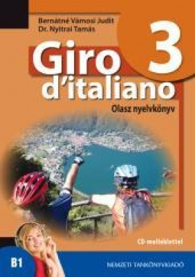 Giro d italiano Olasz 3. Tk