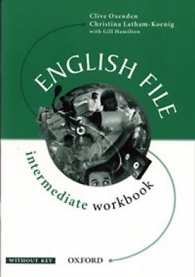 English File Intermediate WB without Key