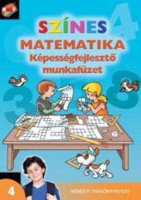 Színes matematika Képességfejlesztő munkafüzet 4. osztály