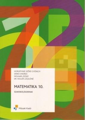 Matematika 10.o. Szakiskolásiknak