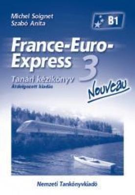 France-Euro-Express 3. Nouveau Tanári Kk