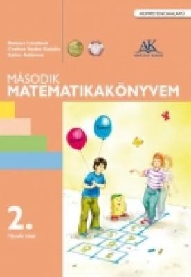 Második matematikakönyvem II.