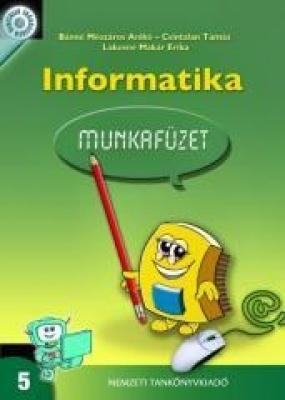 Informatika munkafüzet 5.o.