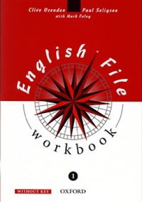 English File 1 WB without Key