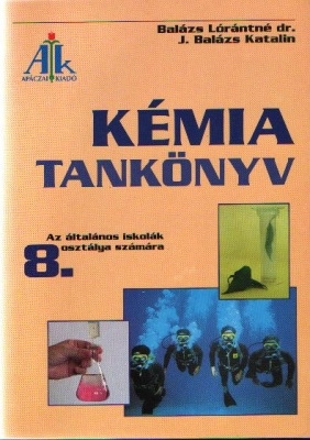 Kémia tk. 8. o.