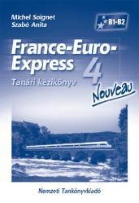 France-Euro-Express 4. Nouveau Tanári Kk