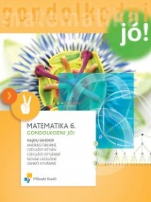 Matematika 6. GONDOLKODNI JÓ! tankönyv