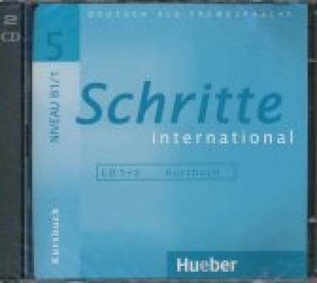 Schritte international 5 CD