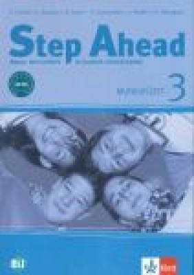 Step Ahead 3 Munkafüzet + Audio CD