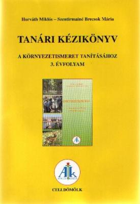 Kézikönyv Környezetismeret 3. o.