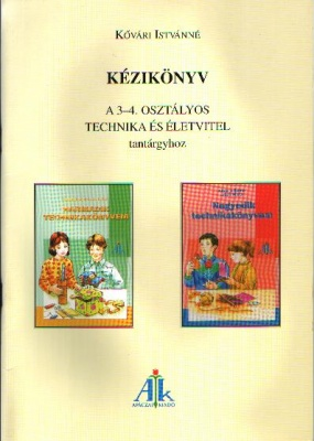 Kézikönyv 3-4. o. Technika