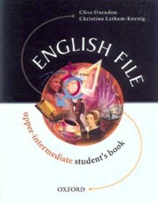 ENGLISH FILE UPPER-INTERMEDIATE SB