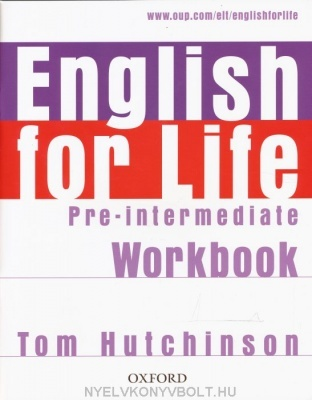 English for Life Pre-Intermediate WB