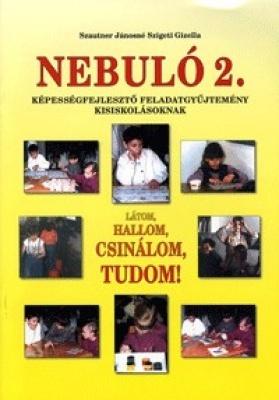 Nebuló 2. Képességfejlesztő kisiskolásoknak
