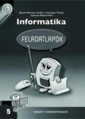 Informatika feladatlapok 5.