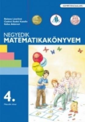 Negyedik matematikakönyvem 4. o. II. kötet Kompetenciaalapú