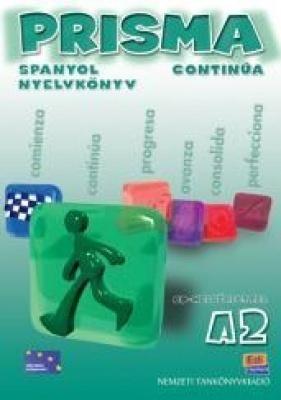 Prisma Comienúa /A2/Spanyol