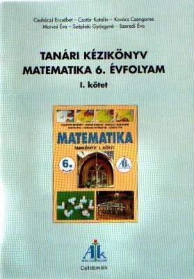 TKK Matematika I. 6. o.
