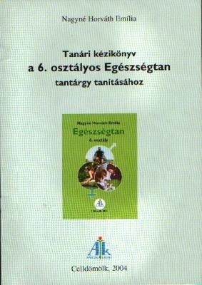 TKK Egészségtan 6. o.