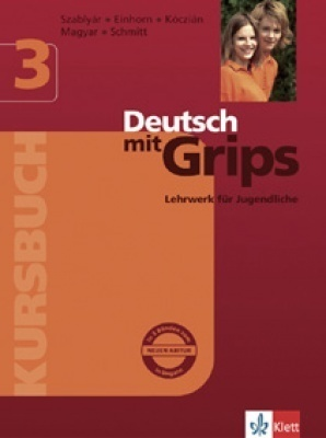 Deutsch mit Grips 3 Kursbuch