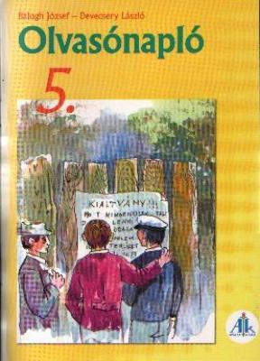Olvasónapló 5-6. o.