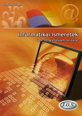 Informatikai ismeretek 9-10.évfolyam számára