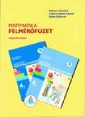 Matematika felmérőfüzet 4. o.
