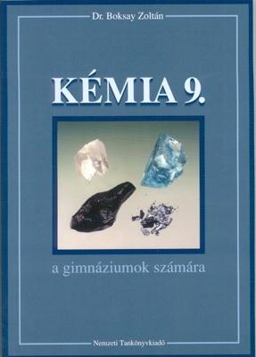 Kémia 9.a gimnáziumok számára