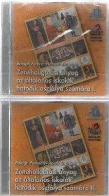 6. Daloskönyvem CD I-II