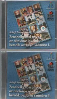 7. Daloskönyvem CD II.