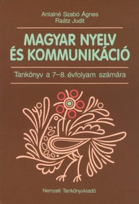 Magyar nyelv és kommunikáció 7-8.o.
