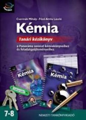 Kémia 8. tanári kézikönyv