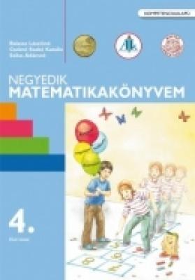 Negyedik matematikakönyvem 4. o. I. kötet Kompetenciaalapú