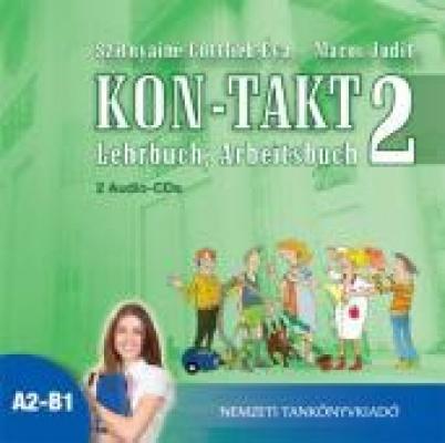 KON-TAKT 2 CD