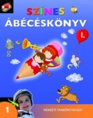 Színes ábécéskönyv I
