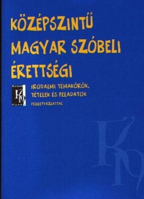 Középszintű magyar szóbeli érettségi