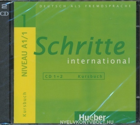 Schritte international 1 CD