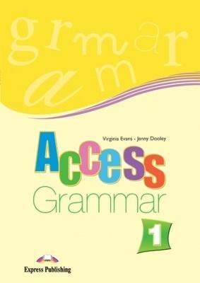 ACCESS 1 - Grammar Book (Hungarian)