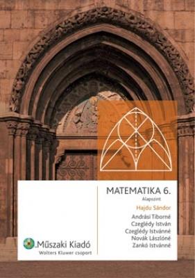 Matematika 6. tankönyv alapszint (átdolgozott)