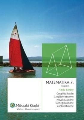 Matematika 7. tankönyv alapszint (átdolgozott)