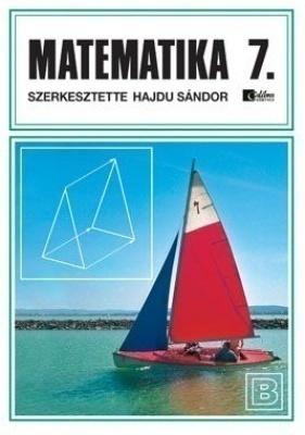 Matematika 7. tankönyv bővített változat (keménytáblás)