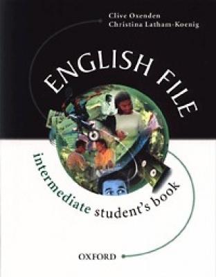 ENGLISH FILE INTERMEDIATE SB.